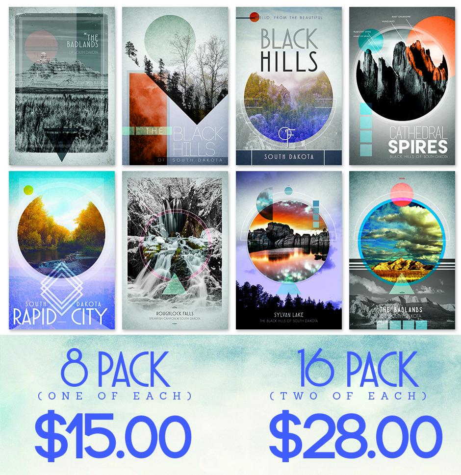 Black Hills Postcards