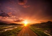 Sunset_in_Badlands