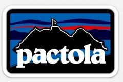 Pactola Sticker